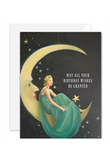"Janet Hill - Card/Phoebe, Birthday 4.25 x 5.5"""