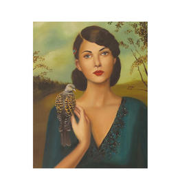 Janet Hill - Art Print/Elspeth Turtledove 8.5 x 11""
