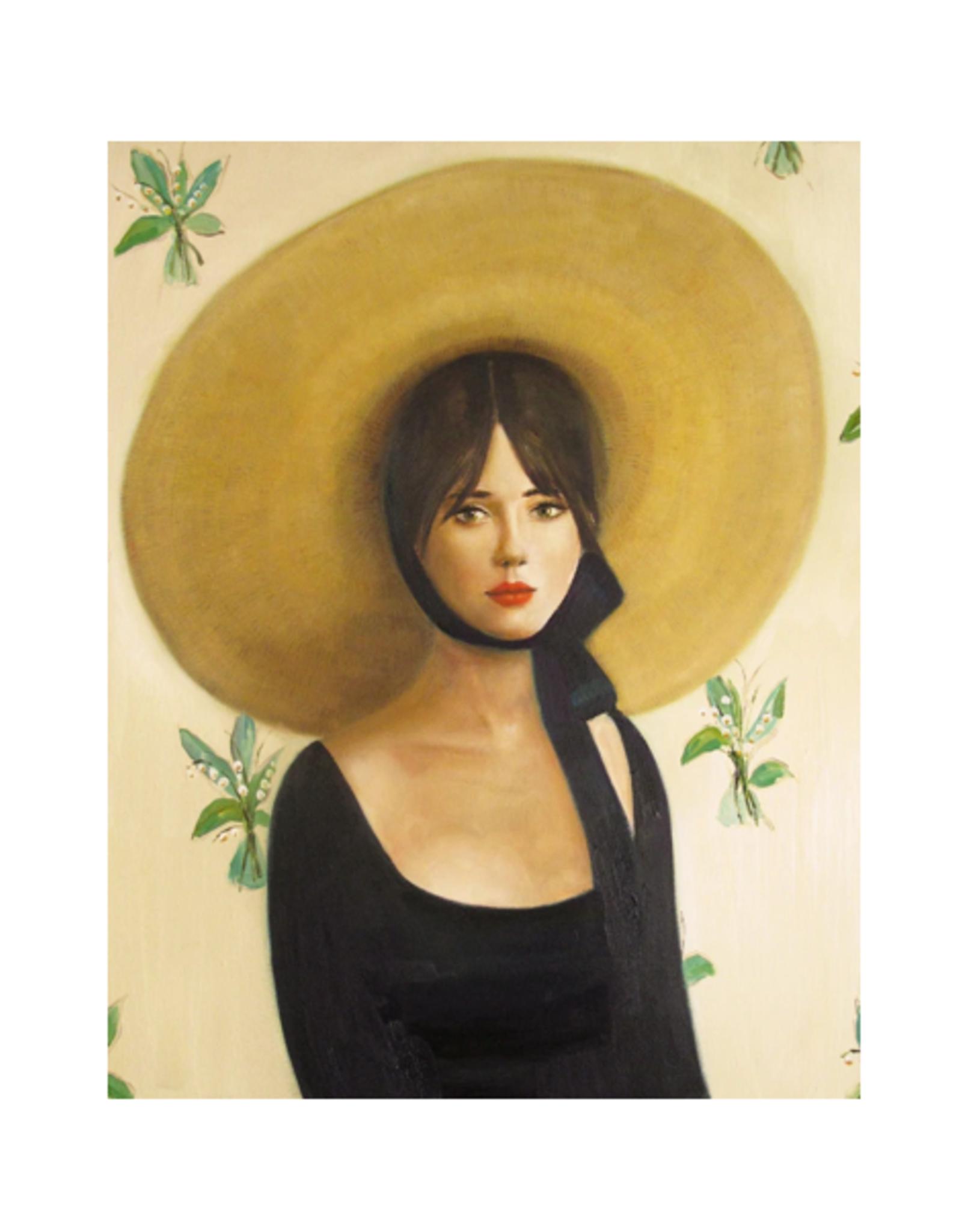 """Janet Hill - Art Print/Mai 8.5 x 11"""""""