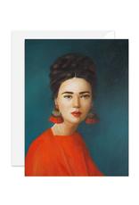"Janet Hill - Card/Florida, Blank 4.25 x 5.5"""