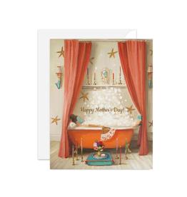 "Janet Hill - Card/Princess Edwina, Mother's Day 4.25 x 5.5"""