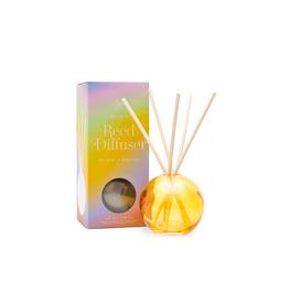 PAX - Diffuser Set/Whiskey & Sequoia, Golden Bubble Glass, 4oz