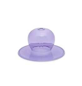 PAX - Incense Holder/Purple Bubble Glass