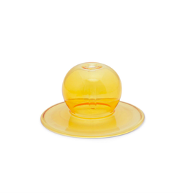 PAX - Incense Holder/Golden Bubble Glass