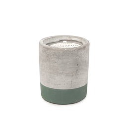 PAX - Soy Candle/Eucalyptus Santal, Green Concrete, 3.5oz
