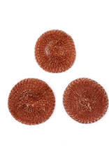 KND - Copper Scrubbers / Set 3