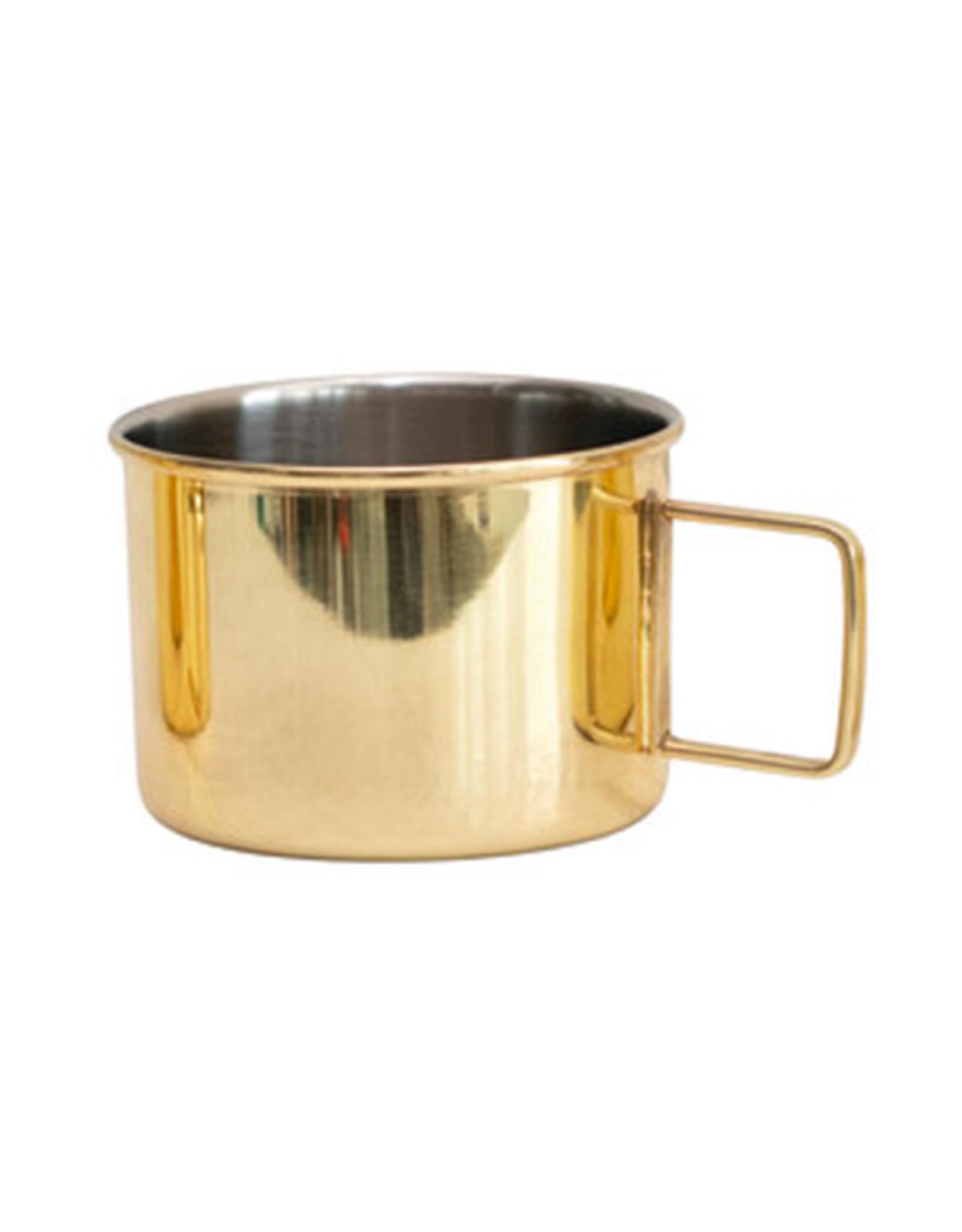 COP - Moscow Mule Mug / Gold Finish