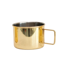 COP - Moscow Mule Mug/Gold Finish