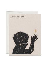 """RAP - Card / A Star is Born, 4.25 x 5.5"""""""