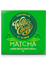 DLE - Willie's Cacao/Matcha Bar, 50g