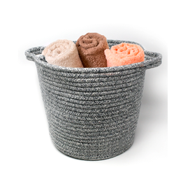 DCO - Fjord Cotton Basket/Grey, 10""