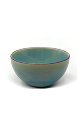 DCO - Bowl/Reactive Glaze, Green, 5.5""