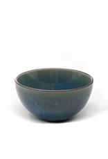 """DCO - Bowl/Reactive Glaze, Teal, 5.5"""""""
