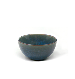 DCO - Bowl/Reactive Glaze, Teal, 5.5""
