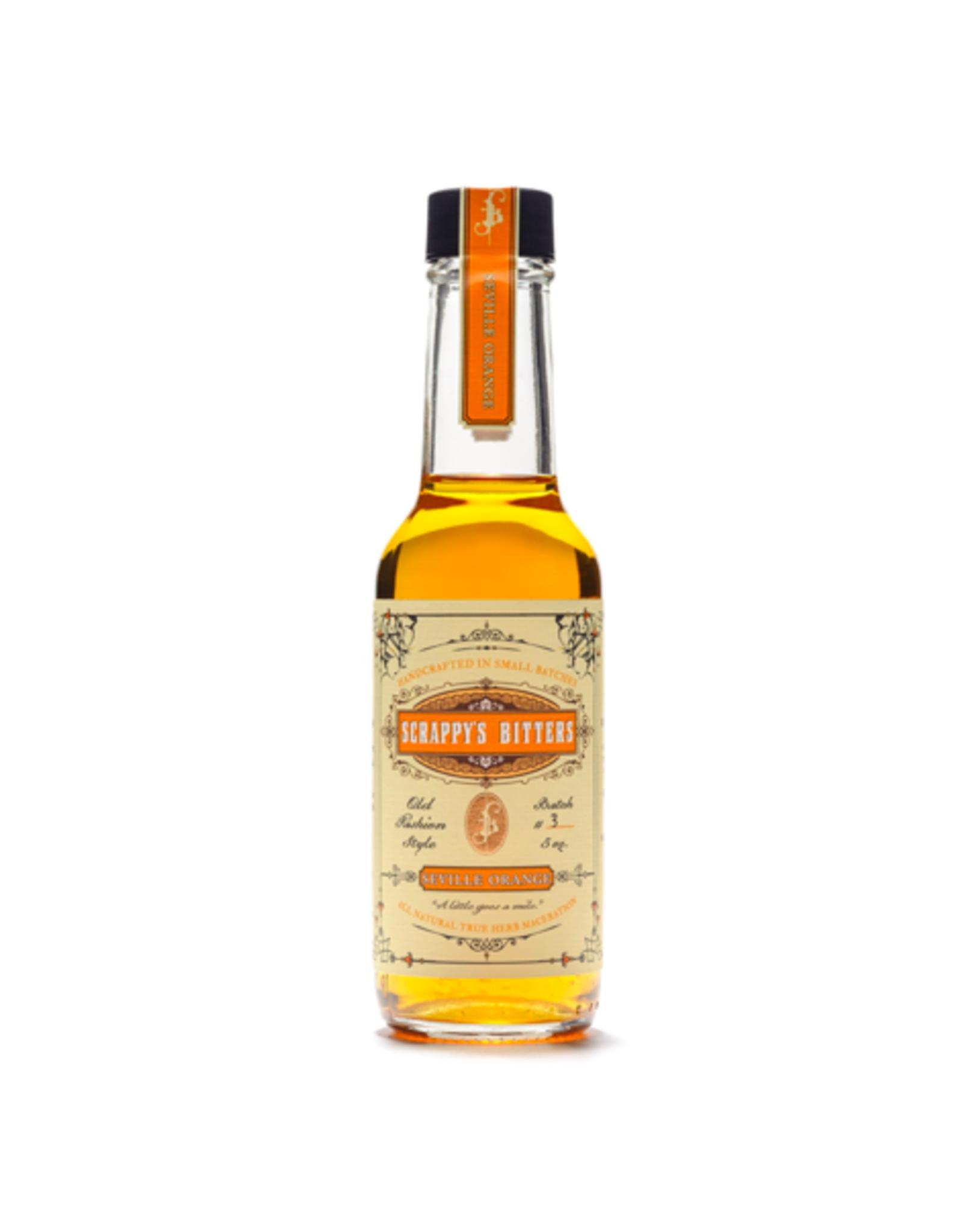 SGN - Scrappy's Bitters / Seville Orange, 150ml