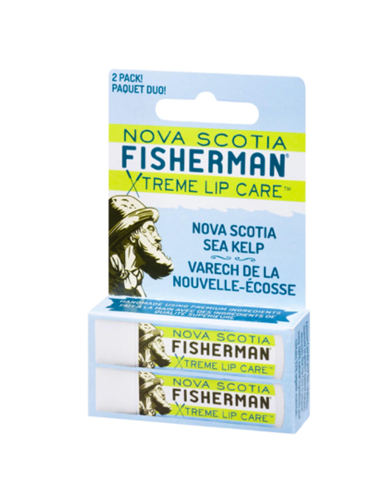 Nova Scotia Fisherman - Lip Balm/Set 2, Original Sea Kelp  0.18oz