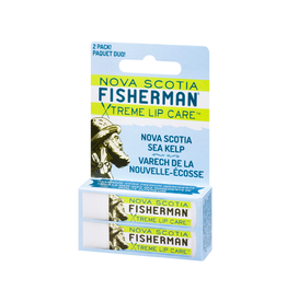 Nova Scotia Fisherman - Lip Balm/Set 2, Original Sea Kelp  0.18oz