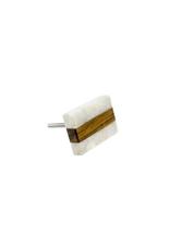 IBA - Knob/Marble & Wood Slice