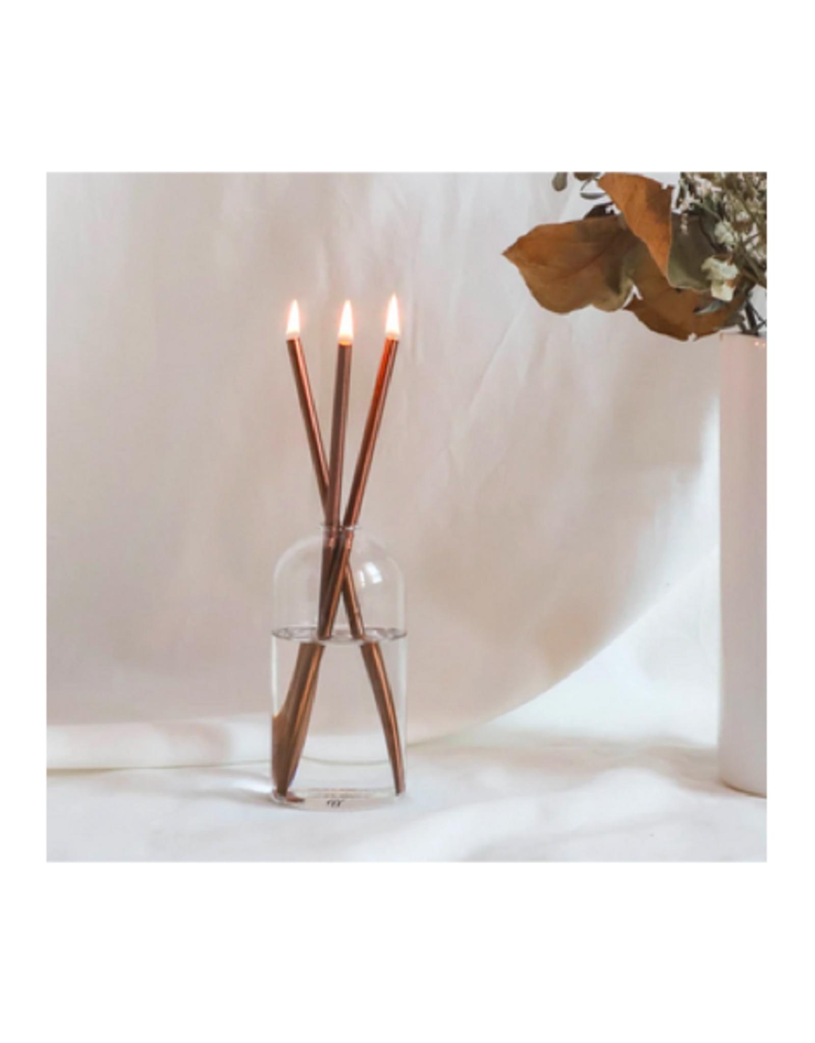 ENG - Everlasting Candlesticks/Set 3, Copper