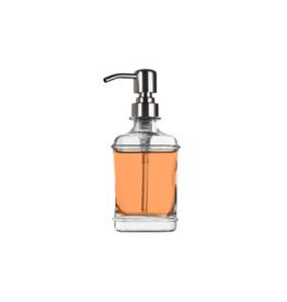 ICM - Soap Dispenser / Chemist, Glass