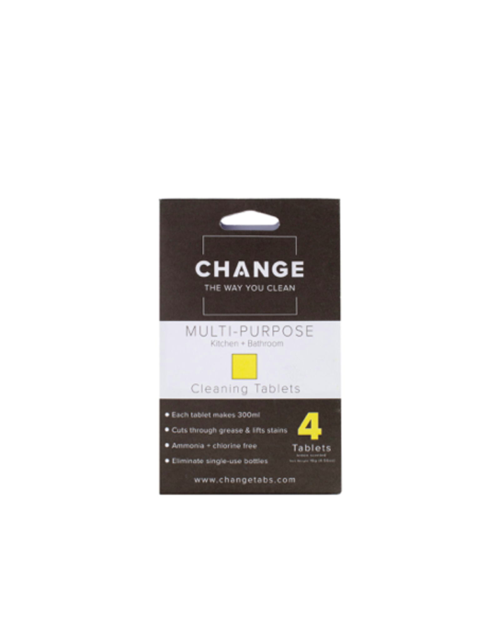 PLE - Cleaning Concentrate Tablets / Set 4, All-Purpose
