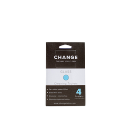 PLE - Cleaning Concentrate Tablets / Set 4, Glass