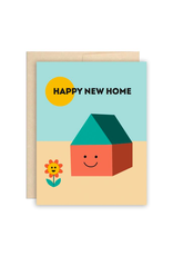 """Beautiful Project - Card / Happy New Home, 4.25 x 5.5"""""""