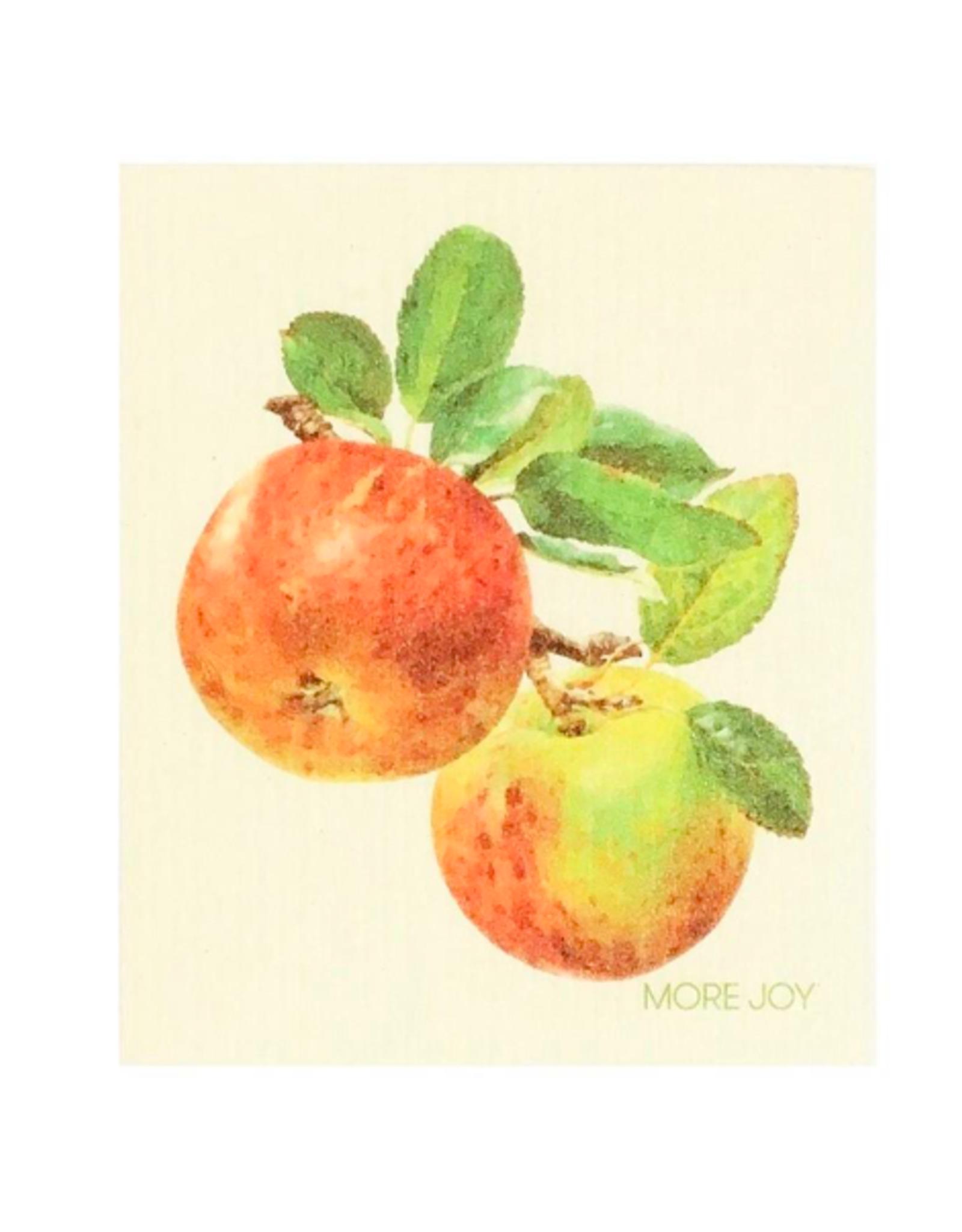 NGE - Swedish Sponge Cloth/Apples