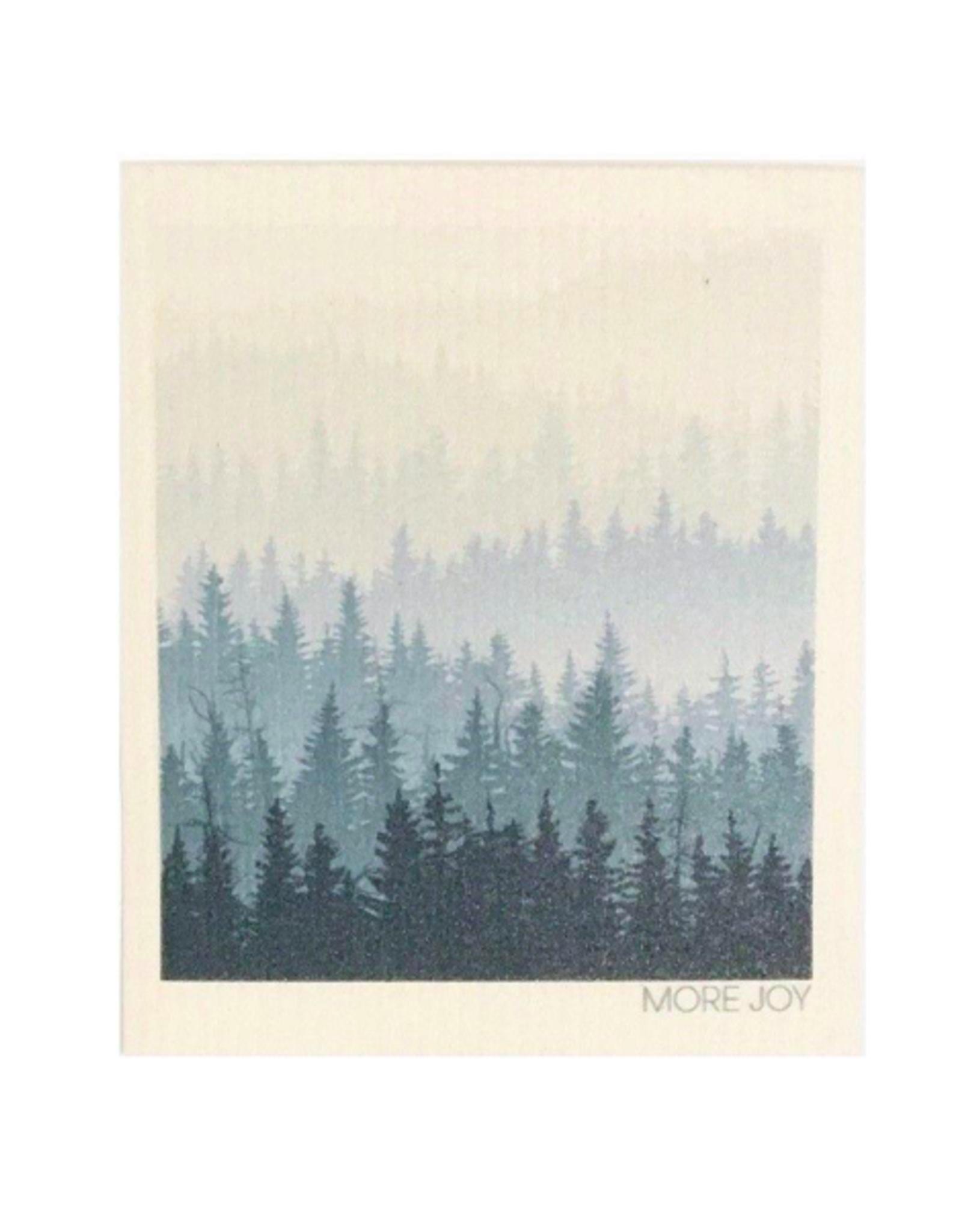 NGE - Swedish Sponge Cloth/Forest