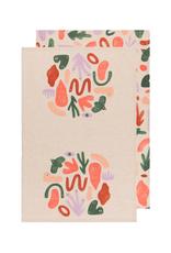 DCA - Tea Towel / Set 2, Mural