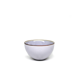 "DCO - Bowl/Reactive Glaze, Heather, 3.5"""