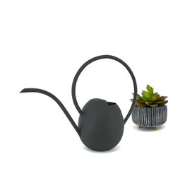 DCO - Watering Can/Soho, Black Matte, 1L