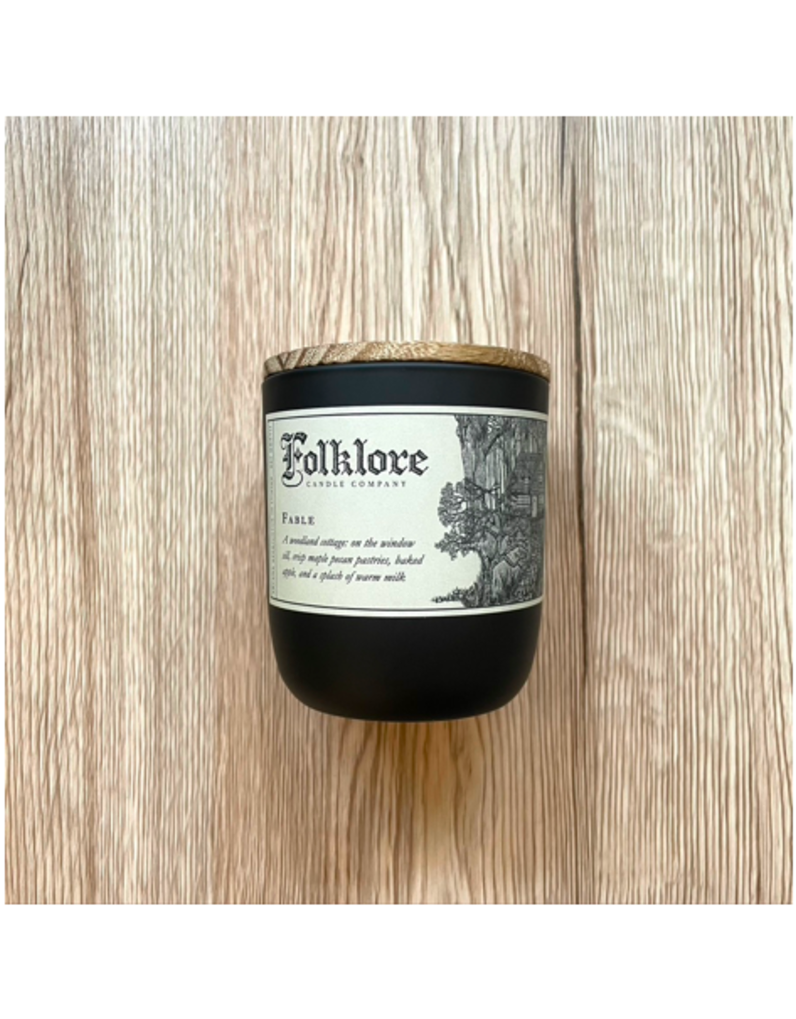 Folklore - Soy Candle/Fable, 10oz