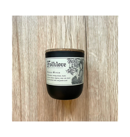 Folklore - Soy Candle/Hedge-Witch, 10oz