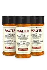 JMI - Walter Rim Mix / Caesar, Seasoned Salt, 140g