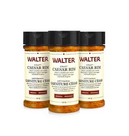 JMI - Walter Rim Mix/Caesar, Seasoned Salt, 140g
