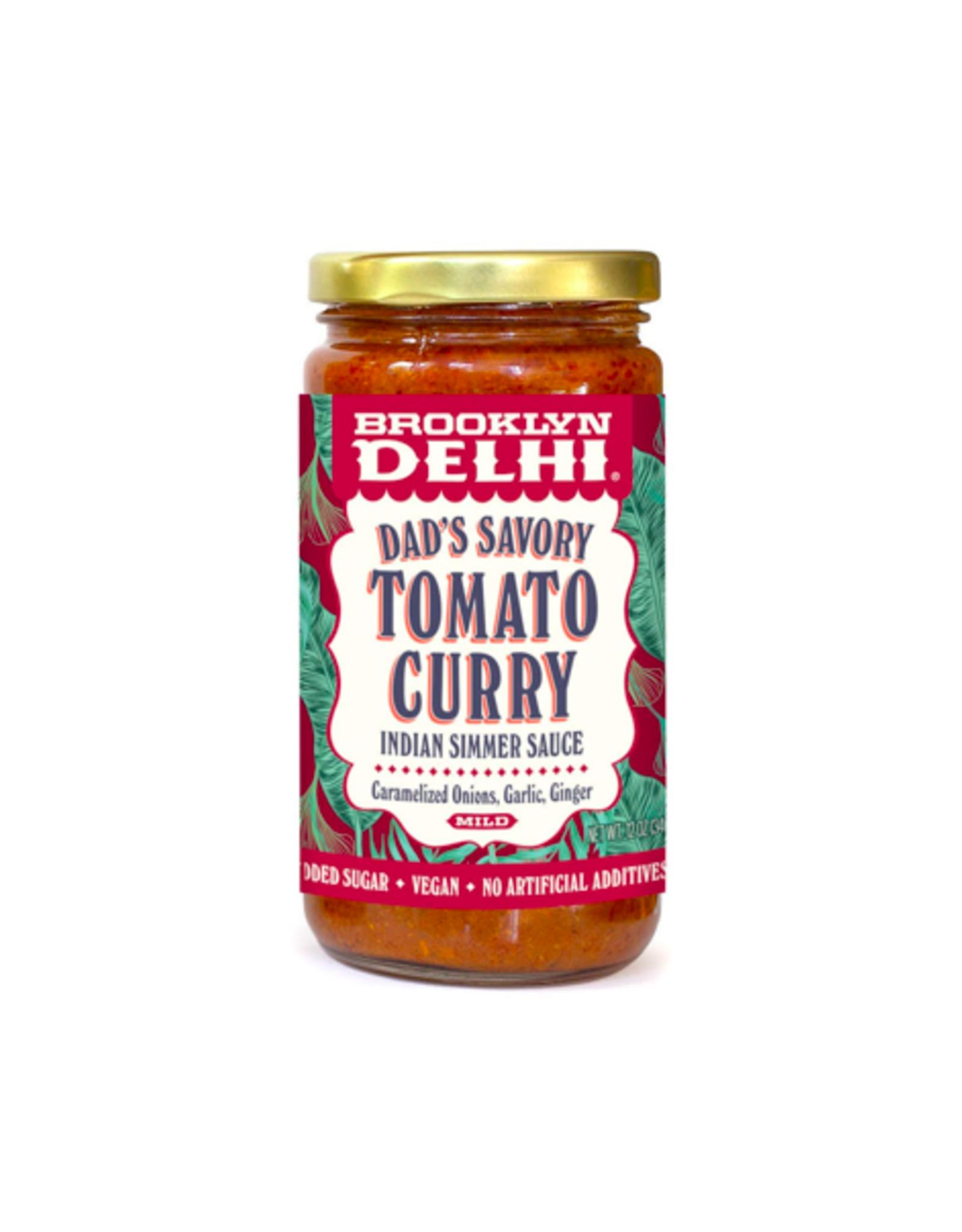 DLE - Brooklyn Delhi / Dad's Savoury Tomato Curry, 12oz