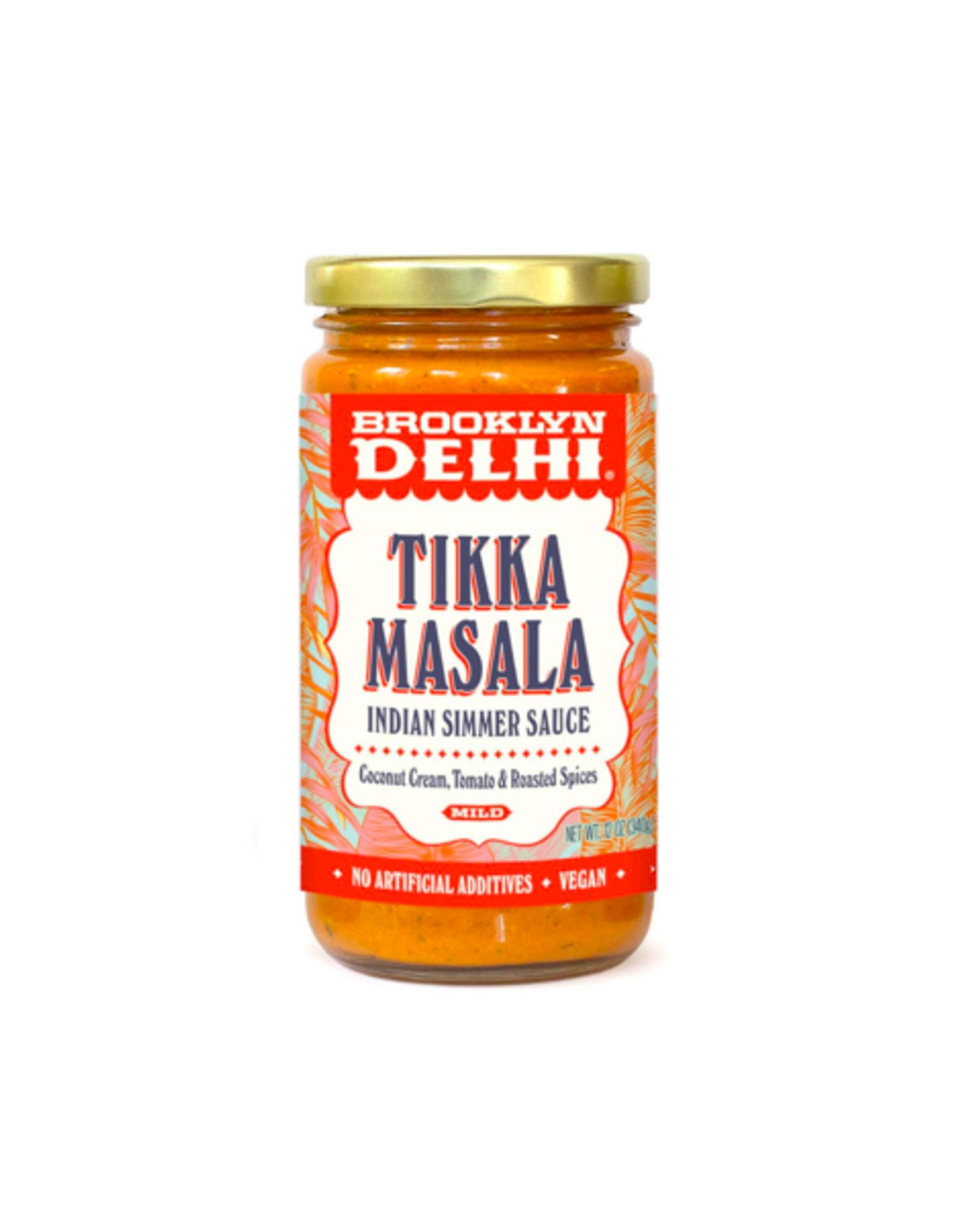 DLE - Brooklyn Delhi/Tikka Masala, 12oz