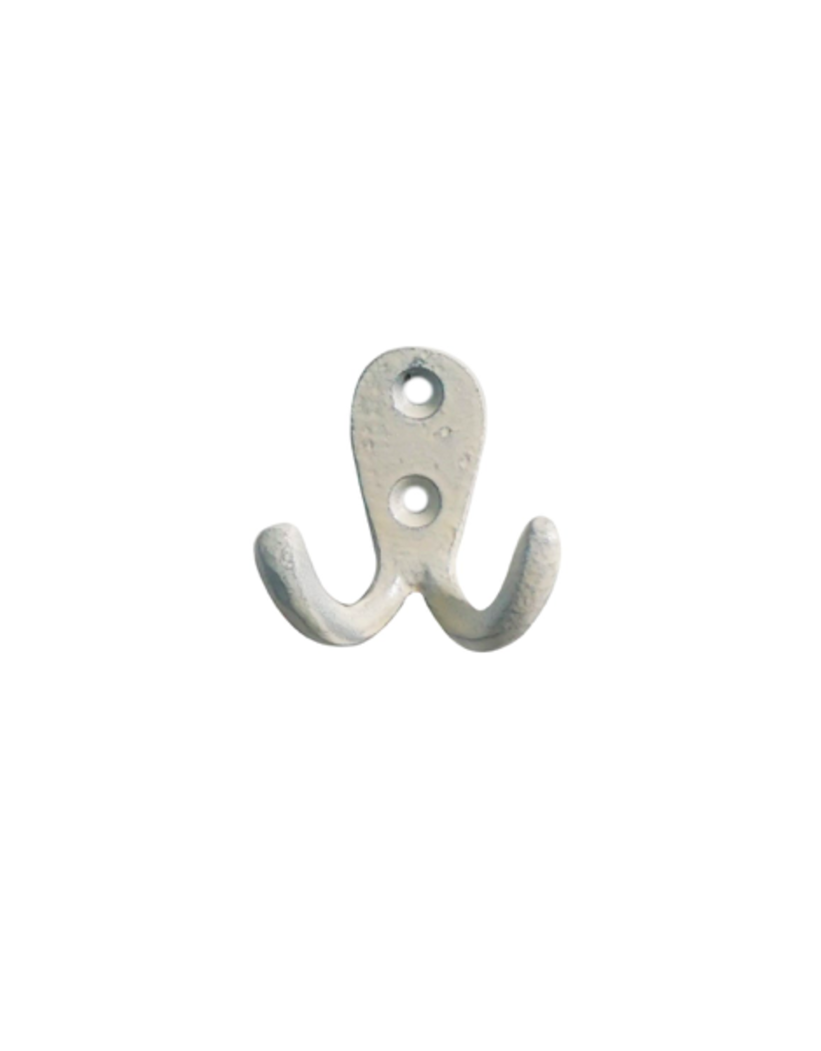 "NTH - Double Wall Hook/White, Mini, 2"""