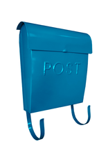 NTH - Mailbox with Arms/European, Azure