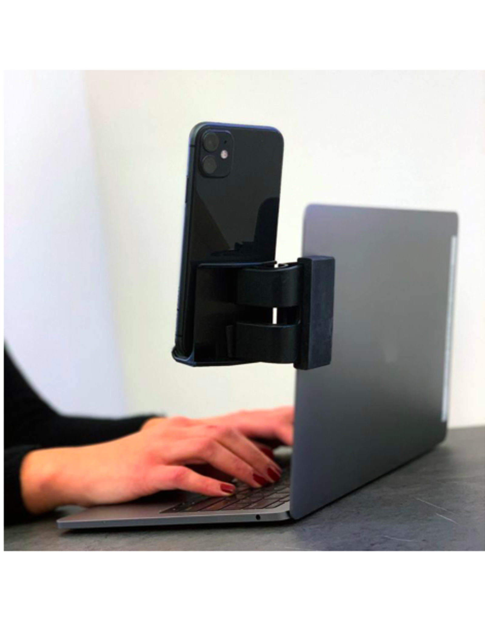 KND - Phone Stand / Computer, Clip On