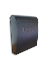 NTH - Mailbox/European, Sleek Black