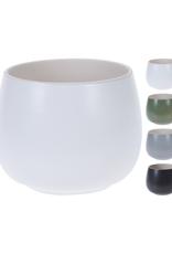 "NTH - Plant Pot/Tranquil, Black, 3.5"""