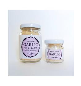 South Shore Sea Salt / Finishing Salt, Garlic, 25g