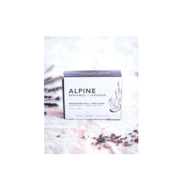Wildwood Creek - Bar Soap/Alpine, 4.7oz