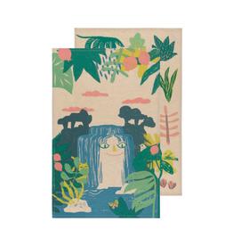 DCA - Tea Towel / Set 2, Dream