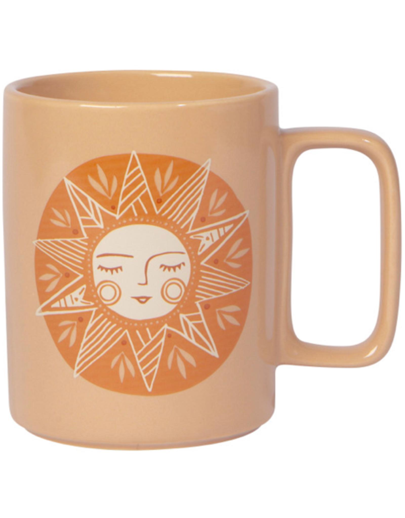 DCA - Mug / Sun, 14oz