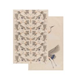 DCA - Tea Towel / Set 2, Crane