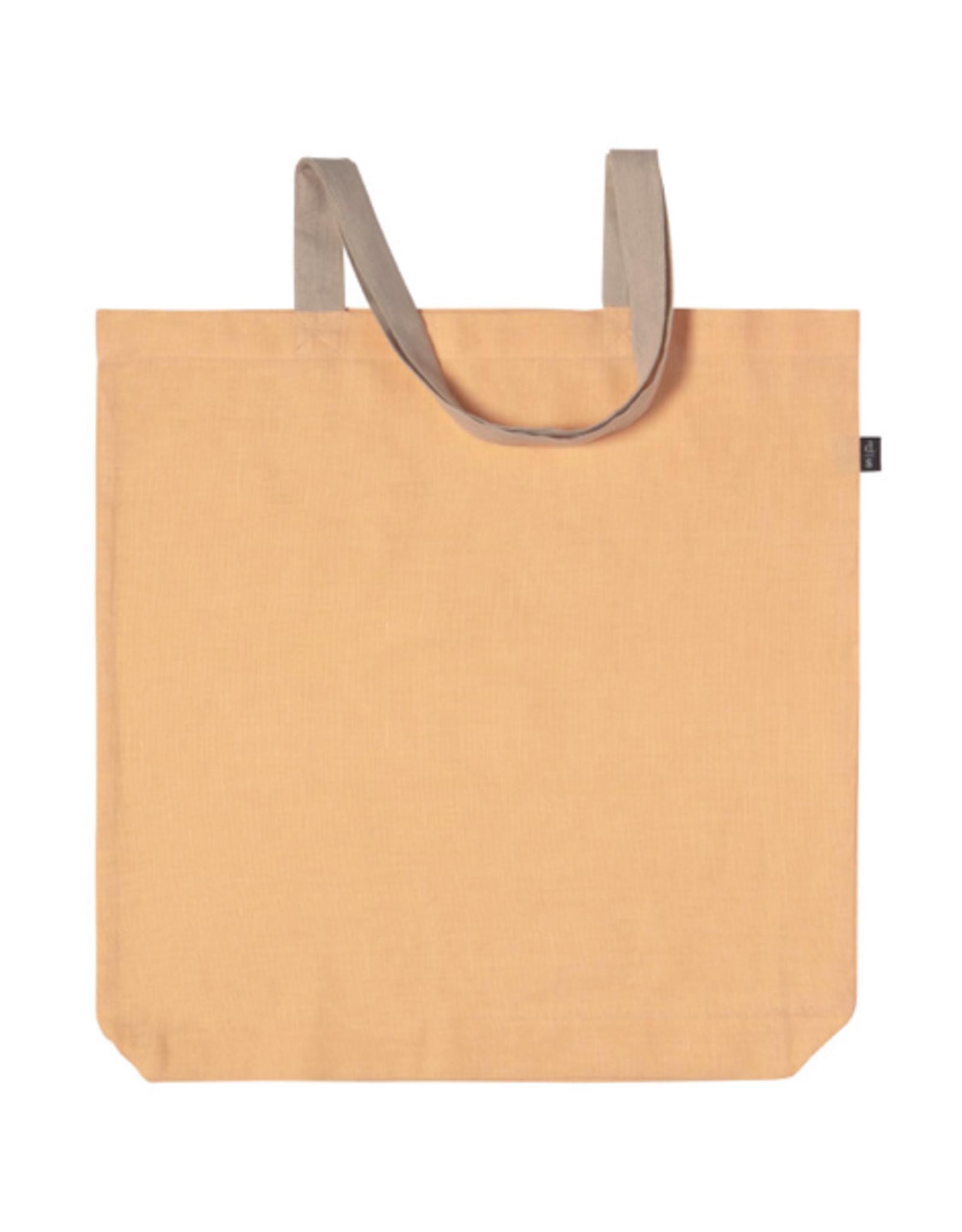 DCA - Tote bag / Linen Blend, Guava