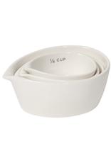 DCA - Measuring Cups / Set 4, Cream